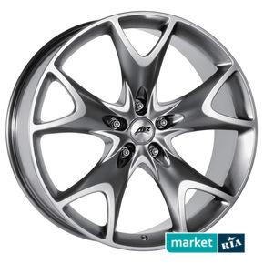 литые легкосплавные диски AEZ Phoenix Silver