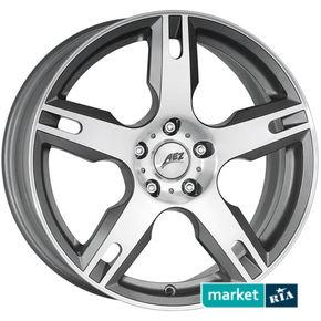 литые легкосплавные диски AEZ Sotara Silver