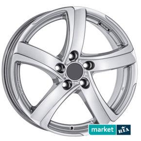 Литые легкосплавные диски Alutec Shark Silver