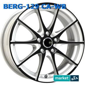 литые легкосплавные диски Berg 129 CA-WB