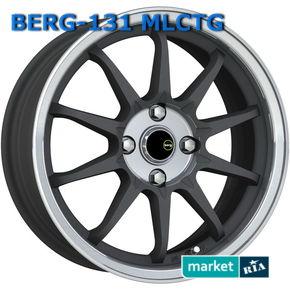 литые легкосплавные диски Berg 131 MLCTG