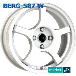 литые легкосплавные диски Berg 587 W