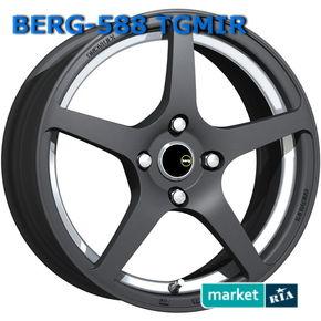 литые легкосплавные диски Berg
