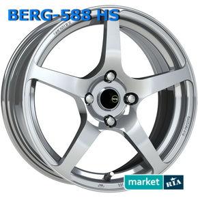 литые легкосплавные диски Berg 588 HS