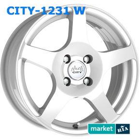 литые легкосплавные диски City 1231 W