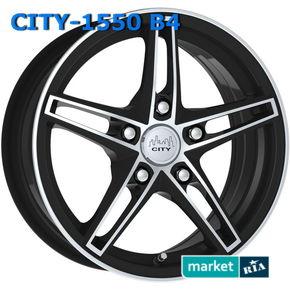 литые легкосплавные диски City 1550 B4