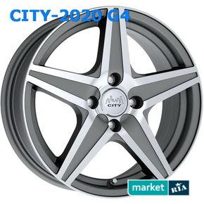литые легкосплавные диски City 2020 G4