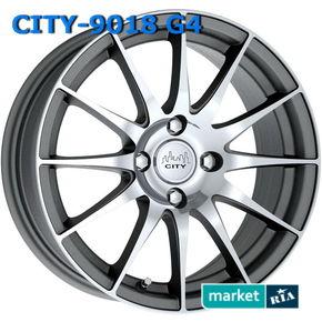 литые легкосплавные диски City 9018 G4