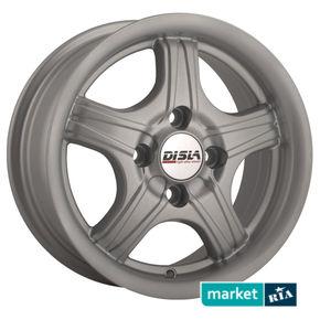 литые легкосплавные диски Disla Star S