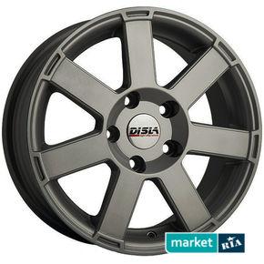 литые легкосплавные диски Disla Hornet GM