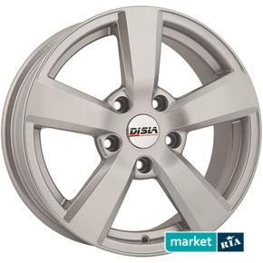 литые легкосплавные диски Disla Formula S