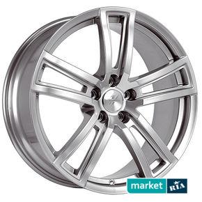 литые легкосплавные диски Fondmetal Tech 6 Shiny Silver