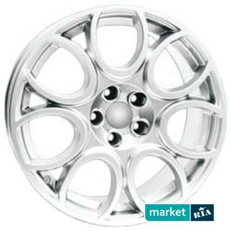 Диски For Wheels AL 670f: фото - MARKET.RIA