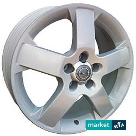 Диски For Wheels OPL 692f: фото - MARKET.RIA