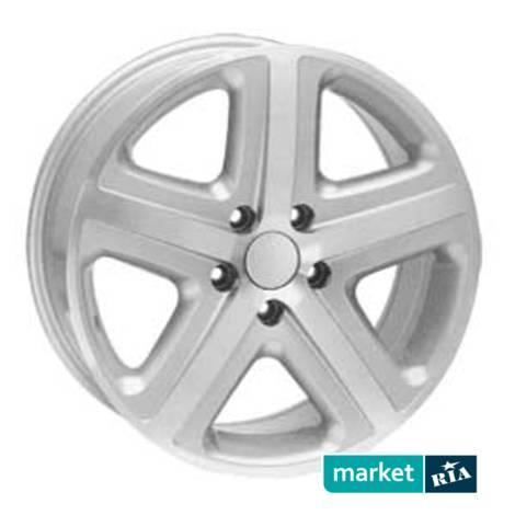 Диски For Wheels VO 212f: фото - MARKET.RIA