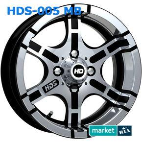 литые легкосплавные диски HDS 005 MB