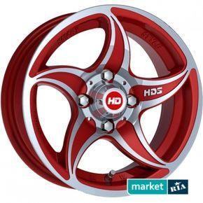 литые легкосплавные диски HDS 022 MR
