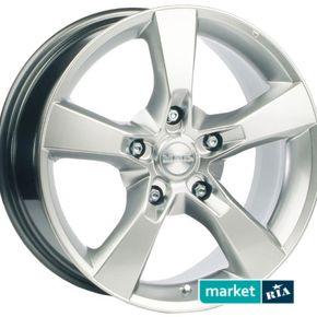 литые легкосплавные диски MAK Terra Silver