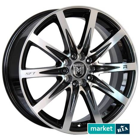 Диски Marcello Wheels MR-03: фото - MARKET.RIA