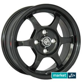 литые легкосплавные диски Marcello Wheels MR-13 Anthracite