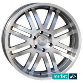 литые легкосплавные диски RS SUV 1041TL MG