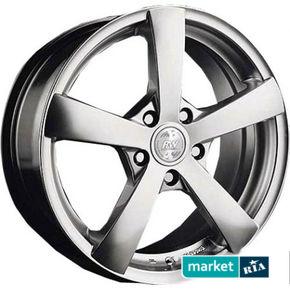 Литые легкосплавные диски Racing Wheels H-337 HS