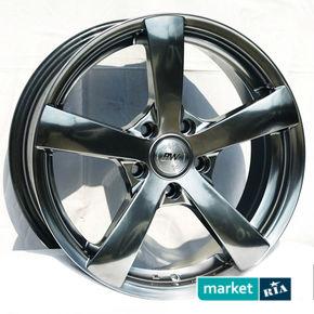 литые легкосплавные диски Racing Wheels H-337 HPT