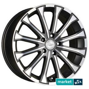 литые легкосплавные диски Racing Wheels H-461 DDN-F/P