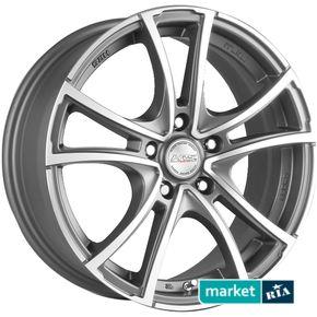 литые легкосплавные диски Racing Wheels H-496 DDN-F/P