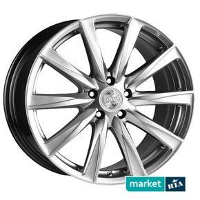 литые легкосплавные диски Racing Wheels H-513 HS