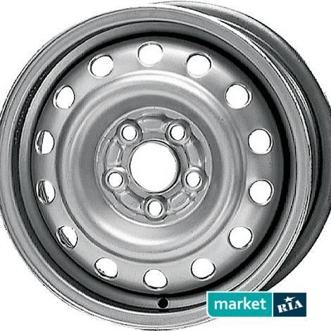 Штампованные (железные) диски Treble H071   (R15 W6 PCD5x108 ET52.5 DIA63.3): фото - MARKET.RIA