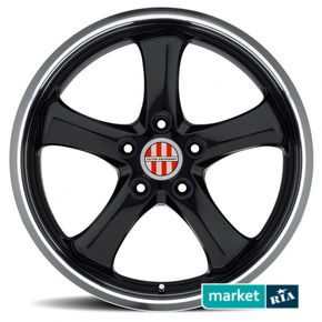 литые легкосплавные диски TSW Turismo Black