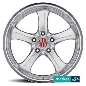 литые легкосплавные диски TSW Turismo Silver
