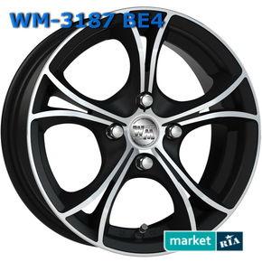 литые легкосплавные диски WM 3187 BE4