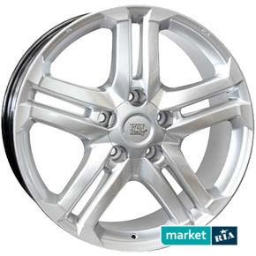 литые легкосплавные диски WSP Italy W1759 Brasil Silver