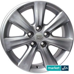 литые легкосплавные диски WSP Italy W1762 Nemuro Silver