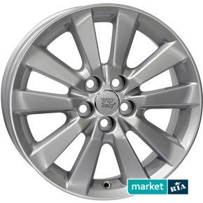 литые легкосплавные диски WSP Italy W1768 Parma Silver