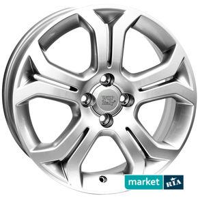 литые легкосплавные диски WSP Italy W2505 Caridi Silver