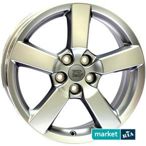 литые легкосплавные диски WSP Italy W3002 Bolton Silver