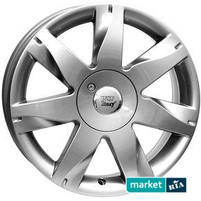 литые легкосплавные диски WSP Italy W3302 Orleans Silver