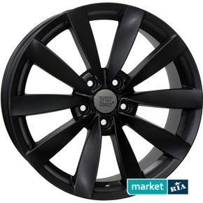 литые легкосплавные диски WSP Italy W457 Rostock Dull Black