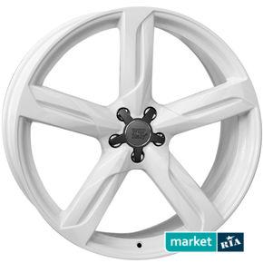 литые легкосплавные диски WSP Italy W564 Afrodite White