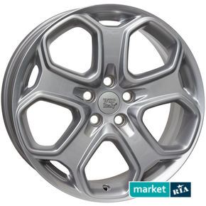 литые легкосплавные диски WSP Italy W954 Kenia Silver