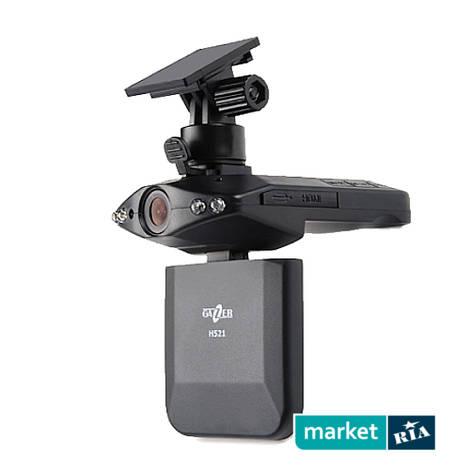Видеорегистратор Gazer H521: фото - MARKET.RIA