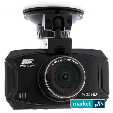 Видеорегистратор RS DVR-215WF: фото - MARKET.RIA