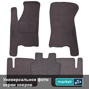 Модельные коврики в салон AK-Plus Carera Classic