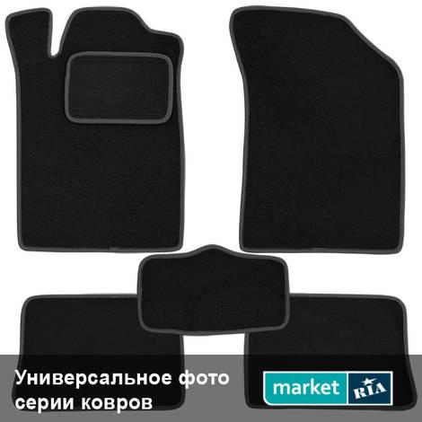 Коврики в салон Elegant Ciak (Низкий ворс) из ворса (черные) для Hyundai H200 EMC-Elegant: фото - MARKET.RIA