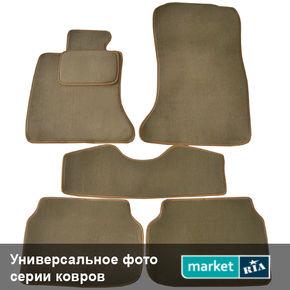 Модельные коврики в салон EMC-Elegant Fortuna (Низкий ворс)