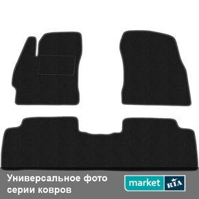 Модельные коврики в салон Peugeot Partner 2008-2012