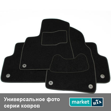 Коврики Fabritex Standart: фото - MARKET.RIA